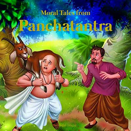 Moral Tales From Panchtantra: Timeless Stories For Children From Ancient India