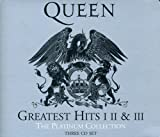 Queen: Queen Greatest Hits I, II & III - Platinum Collection (Audio CD)