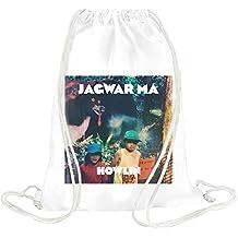 Jagwar Ma Howlin Album Drawstring bag