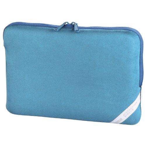 Hama 101198 Velour Notebook-Sleeve bis 26 cm (10,2 Zoll) curacao