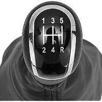 Handy2Crafts 5 velocidades Perilla de cambio de marchas con mando de arranque polaina para A Class