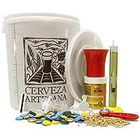 Kit Completo de elaboración de 20 litros de Cerveza Artesana