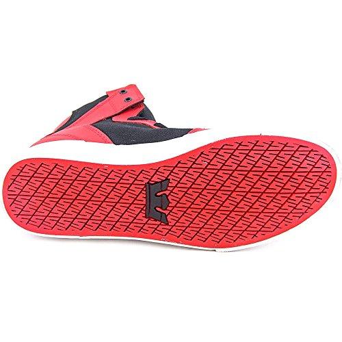 Supra - Vaider, Sneakers, unisex Red/black