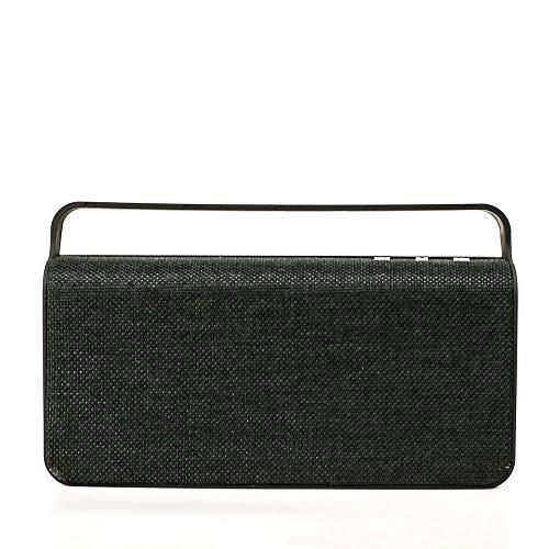 SKYyao Altavoz Bluetooth Altavoz portátil de Tarjeta de Red Bluetooth Audio paño Alta Potencia bafle plástico 230 * 140 * 50 mm