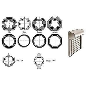 SOMFY - Kit RENOVATION - Kit d'accessoires pour motoriser l'existant Somfy - 9013088