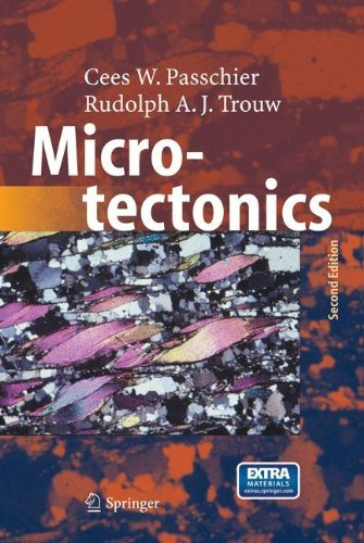 Microtectonics by Cees W. Passchier (2005-12-15)