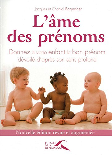 L'âme des prénoms par Chantal BARYOSCHER