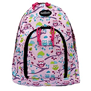 51eusL6klcL. SS300  - Mochila escolar pequeña para niñas (6002 Pajaro)