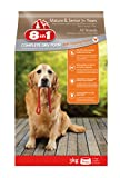 8in1 Hund Mature & Senior Huhn (Trockenfutter für ältere Hunde ab 7 Jahre mit Hühnchen), 3 kg Beutel, 3er Pack (3 x 3 kg)