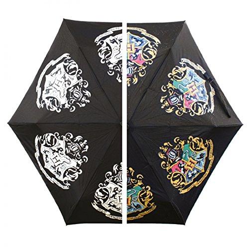 HARRY POTTER Paraguas Que Cambia de Color, 27x 12x 10,2cm