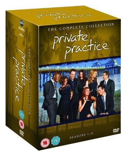Sin cita previa / Private Practice - Complete Series - 34-DVD Boxset