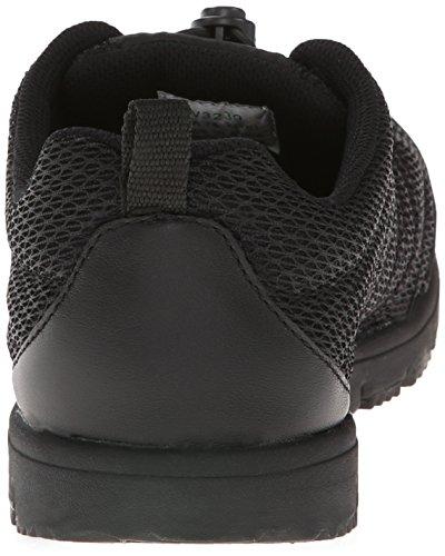 Propet Travel Walker II Elite Synthétique Chaussure de Marche All Black