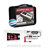 Batterie Ladegerät 4Load 7.0 Charge Box 12V und 24V LKW / PKW Batterien AGM GEL