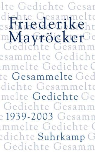 Grenzüberschreitende Honigkeiten Friederike Mayröckers