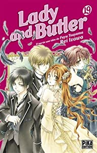 Lady and Butler Edition simple Tome 19