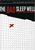 Criterion Collection: The Bad Sleep Well [Import USA Zone 1]