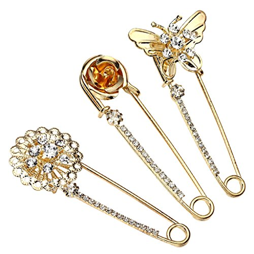 jsdde-holiday-gift-pack-of-3-women-fashion-rhinstone-crystal-accented-golden-safety-pin-jewelry-broo