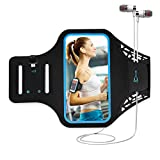 Sport Armband Handy for iPhone 7 6 6s 8 Joggen Laufen Gym Armtasche Waterproof Wristband Resistant with key pocket & small money für samsung galaxy a3 HTC ONE X iphone SE 5S 5 5C 5 Unter 4.7""