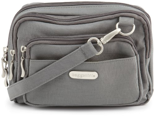 baggallini-triple-zip-mini-messenger-bag-grey-pewter