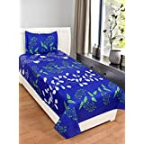 Bedsheets By Yogini Home Furnishing Single Bedsheets Polycotton bedsheets With 1 Pillow Cover Combo bedsheets Plain Single King Size bedsheet In 70% Discount  5d Bedsheets  With 1 Pillow Covers 