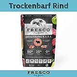 Fresco Dog Trockenbarf Rind 1000g von Fresco