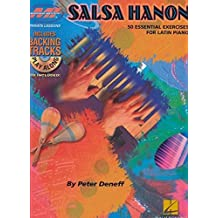 Salsa Hanon Play-Along: 50 Essential Exercises for Latin Piano (Musicians Institute: Private Lessons) by Peter Deneff (2010-08-01)
