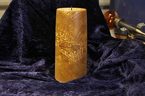 Kerzenständer aus Birke