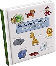 Meine ersten Wörter - Rund um den Zoo