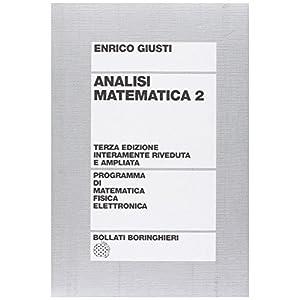 Giovanni Prodi Analisi Matematica Epub