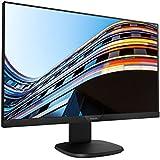 """Philips Moniteur LCD avec technologie SoftBlue 243S7EHMB/00 - écrans plats de PC (60,5 cm (23.8""""), 250 cd/m², 1920 x 1080 pixels, 5 ms, LCD, Full HD)"""