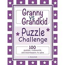 Granny vs Grandkid Puzzle Challenge: Volume 1