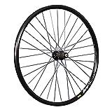 Taylor-Wheels 26 Zoll Hinterrad XM319 mit Deore XT Disc Nabe - schwarz