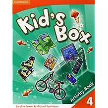 Kid's Box 4 Activity Book: Level 4 - 9780521688192