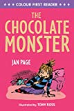 The Chocolate Monster (Colour First Readers)