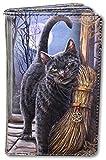 Fantasy-Geldbörse mit Katze - A Brush with Magic | Fantasy-Geldbeutel, Mehrfarbig