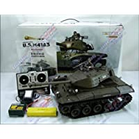 1:16 HENG LONG - USM41A3 - RADIO CONTROL BULLDOG TANK -- MODEL CLASS DETAIL !!! - Compare prices on radiocontrollers.eu