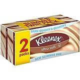 Kleenex Ultra Tissus Mous (80par paquet X 2)–