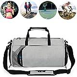 BIEE Sporttasche, Wasserdichte Sporttasche, Reisetasche, Trainingshandtasche, Schuhfach
