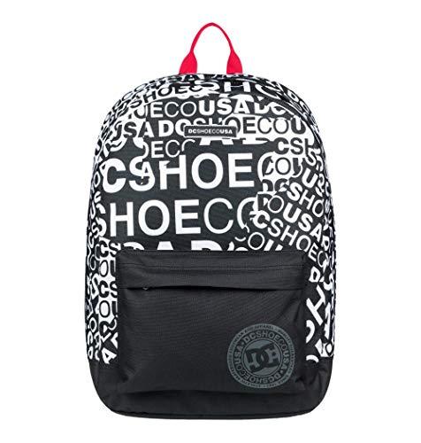 DC Shoes Backstack 18.5L Sac à Dos Homme, Snow White,...