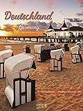 Deutschland - Kalender 2019 - Korsch-Verlag - Foto-Wochenkalender mit Platz zum Eintragen - 24 cm x 32 cm