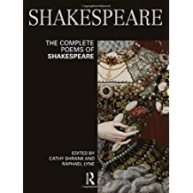 Shakespeare's Poems (Longman Annotated English Poets)