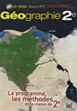CD ROM Geographie 2nde Multipostes (5)