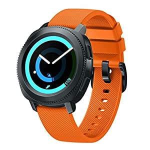 BarRan® Nokia Steel HR 40MM Smartwatch Bracelet en Silicone souple pour Nokia Steel ...