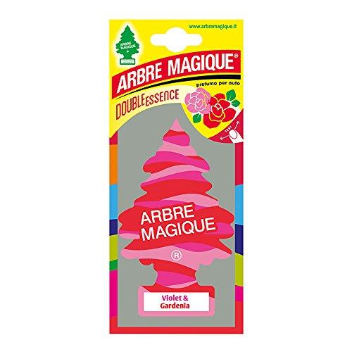 Tavola-102310-Profumo-per-Auto-Arbre-Magique-VioletGardenia