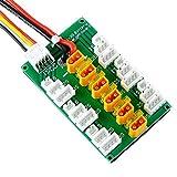 Scheda di ricarica parallela XT30 per batterie 2S 3S LiPo compatibile con XT30 JST LiPo batterie