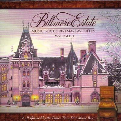 Biltmore Estate Music Box Christmas Favorites, Vol. 1 by Porter