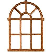 Nostalgie Stallfenster Fenster 94x67cm Eisen Gusseisen Scheune Rost antik Stil