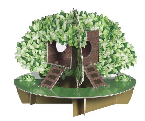 Habitrail OVO Baumhaus Karton Hamster Labyrinth -
