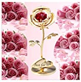 Gifts Mothers Day Ideas Presents Special Mum Rose With Crystal Just For You Party Favors B
