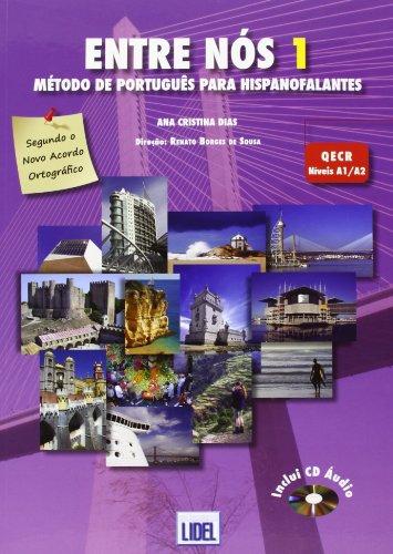 Entre Nos - Metodo de Portugues para hispanofalantes: Pack: Livro do aluno por Etienne Klein